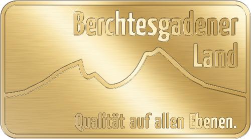 Qualitätssiegel der Qualitätsoffensive Berchtesgadener Land